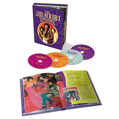 JIMI HENDRIX EXPERIENCE CD