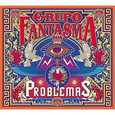 Grupo Fantasma PROBLEMAS CD