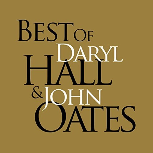 Hall & Oates BEST OF CD