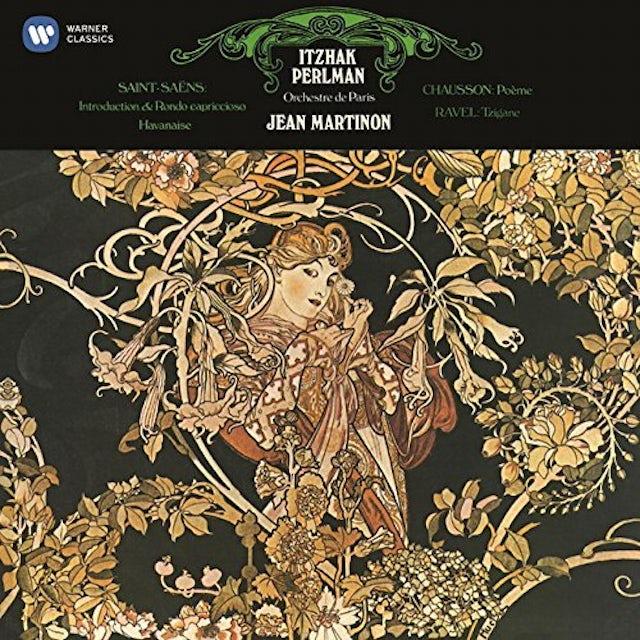 Itzhak Perlman SAINT-SAENS / CHAUSSON / RAVEL CD