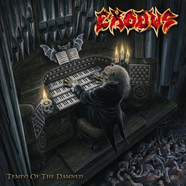Exodus TEMPO OF THE DAMNED CD
