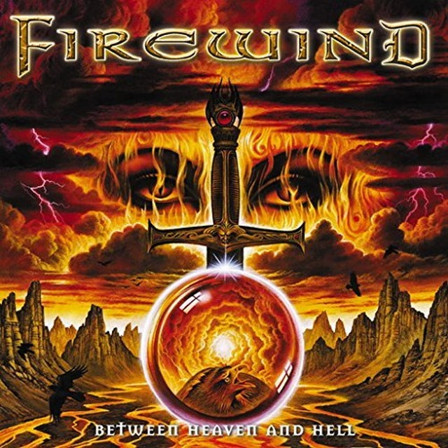 Firewind BETWEEN HEAVEN & HELL CD