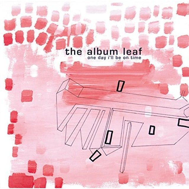 Album Leaf ONE DAY I'LL BE ON TIME CD