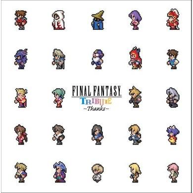 Hitoshi Sakimoto, Masaharu Iwata, and Nobuo Uematsu FINAL FANTASY 25TH TRIBUTE / Original Soundtrack CD
