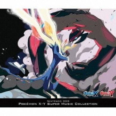 NINTENDO 3DS Pokemon XY Super Music Collection NINTENDO 3DS POKEMON XY SUPER MUSIC COLL / Original Soundtrack CD