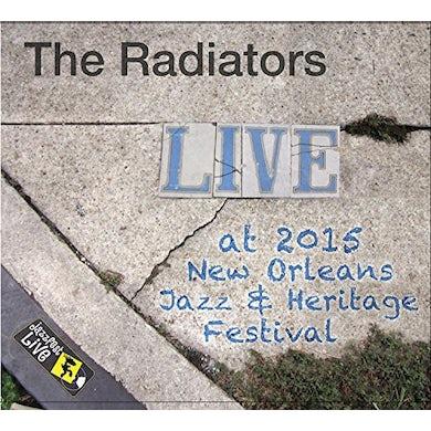 Radiators JAZZFEST 2015 CD