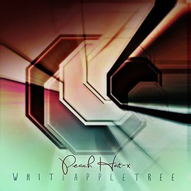 White Apple Tree PEACH HAT X CD
