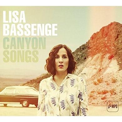 Lisa Basseng CANYON SONGS Vinyl Record - UK Release
