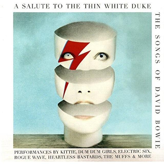 SALUTE TO THE THIN WHITE DUKE - THE SONGS OF / VAR CD
