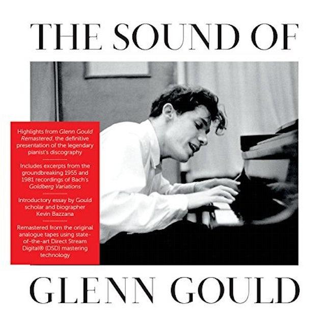 SOUND OF GLENN GOULD CD
