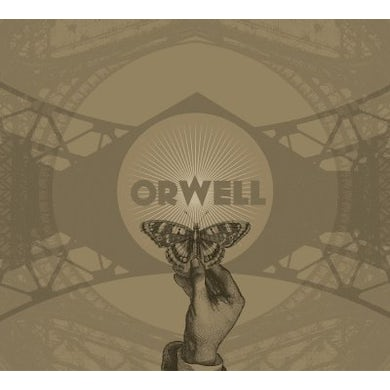 ORWELL EXPOSITION UNIVERSELLE CD