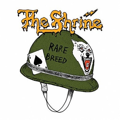 Shrine RARE BREED Vinyl Record