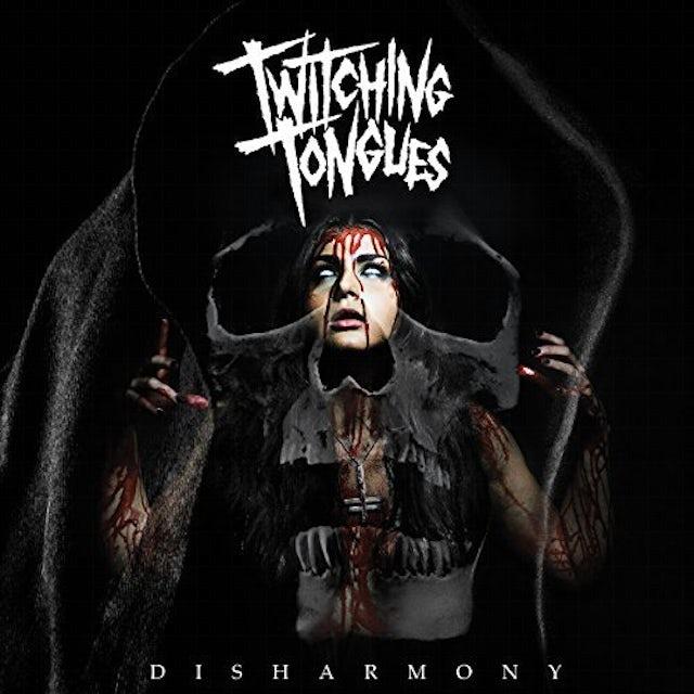 Twitching Tongues DISHARMONY CD
