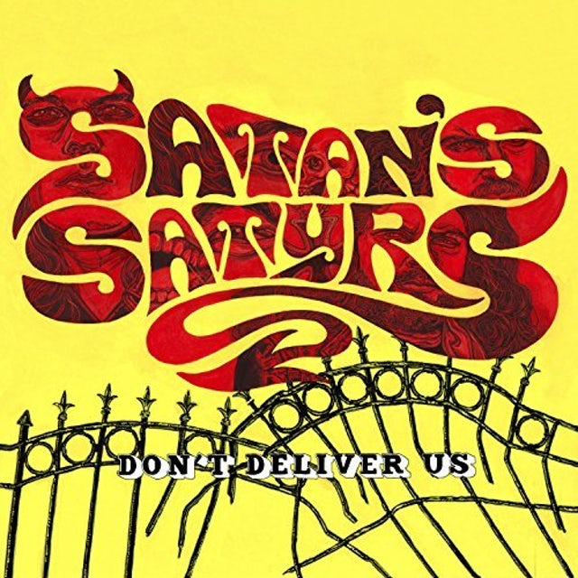 Satan'S Satyrs DON'T DELIVER US CD