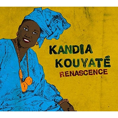 Kandia Kouyate RENASCENCE CD