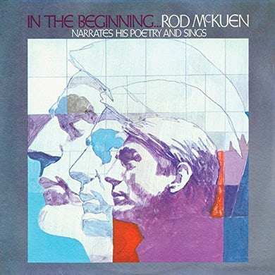 Rod McKuen IN THE BEGINNING: NARRATES HIS POETRY AND SINGS CD