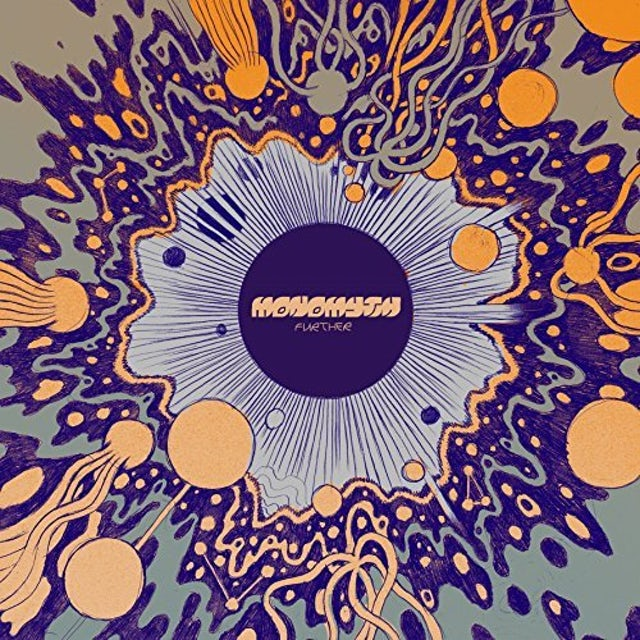 Monomyth FURTHER CD