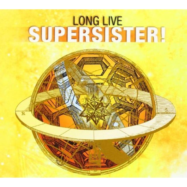 Supersister LONG LIVE SUSPERSISTER CD