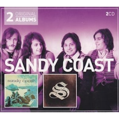 SANDY COAST/STONE WALL CD