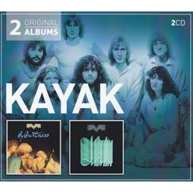 Kayak EYE WITNESS/MERLIN CD