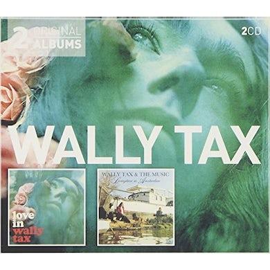 Wally Tax LOVE IN / SPRINGTIME IN AMSTERDAM CD