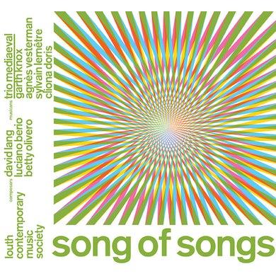 Trio Mediaeval SONG OF SONGS CD