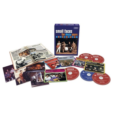 Small Faces DECCA YEARS CD