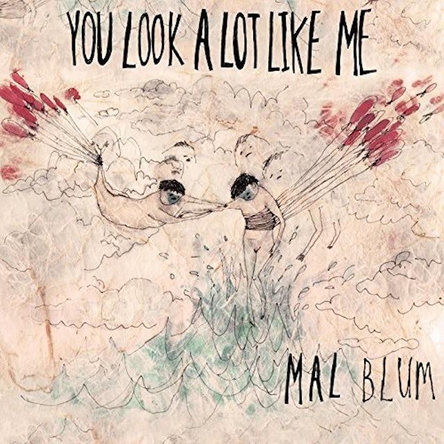 Mal Blum YOU LOOK A LOT LIKE ME CD