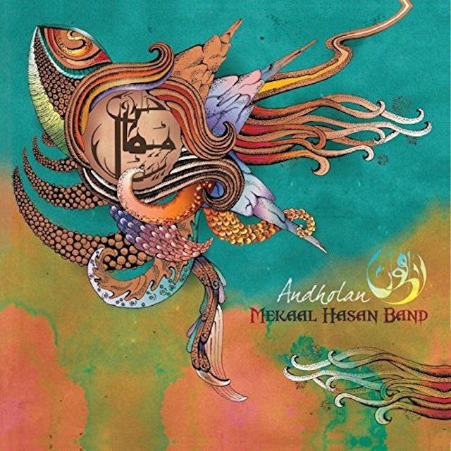 Mekaal Hasan Band ANDHOLAN CD