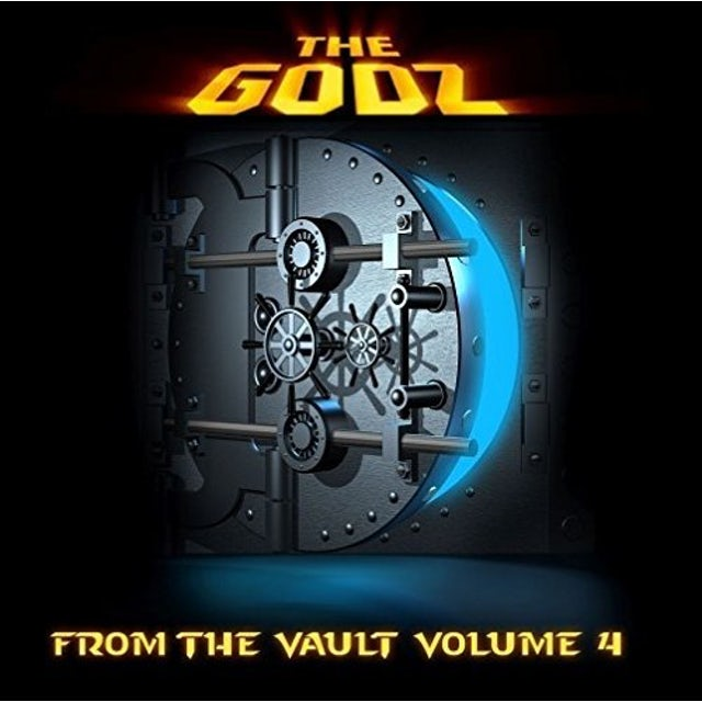 Godz FROM THE VAULT 4 CD