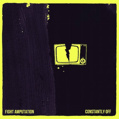 Fight Amp CONSTANTLY OFF Vinyl Record