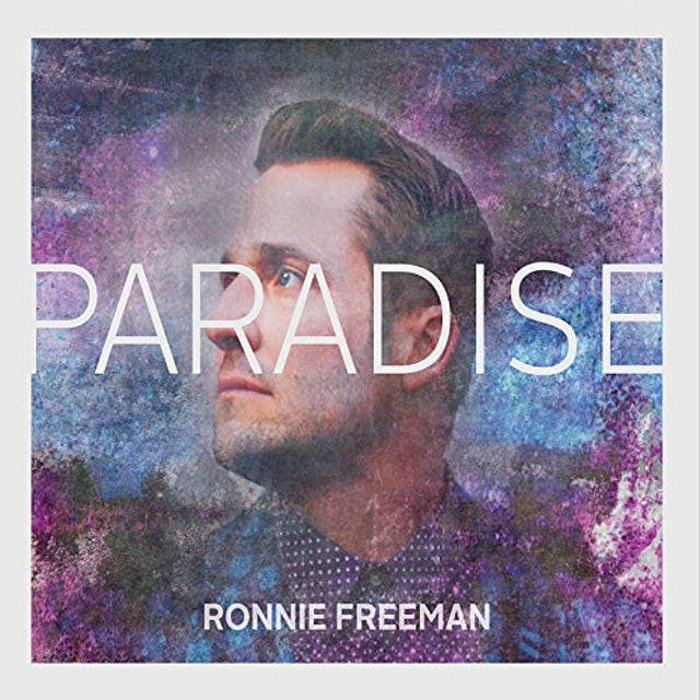 Ronnie Freeman PARADISE CD