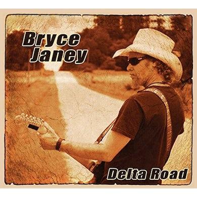 Bryce Janey DELTA ROAD CD