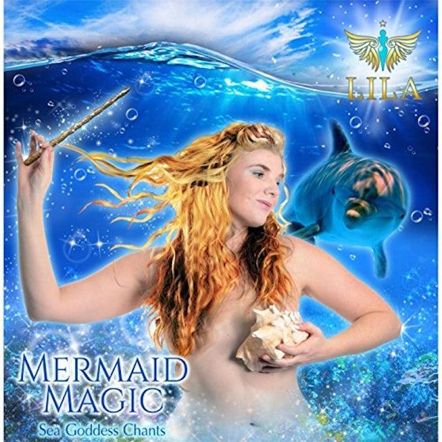Lila MERMAID MAGIC CD