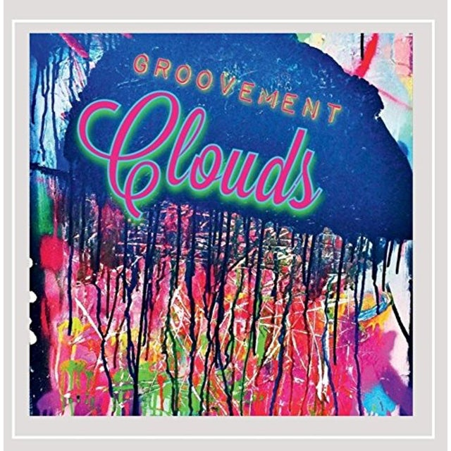 Groovement CLOUDS CD