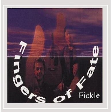 Fingers FICKLE CD