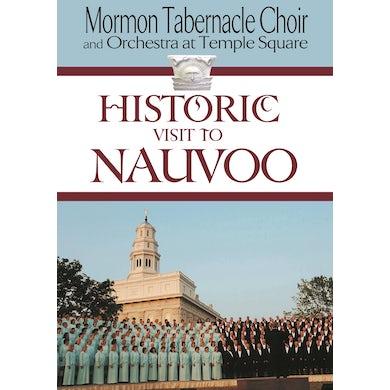 HISTORIC VISIT TO NAUVOO DVD