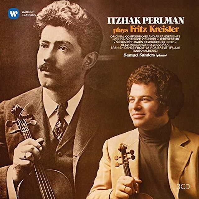 Itzhak Perlman PLAYS FRITZ KREISLER CD