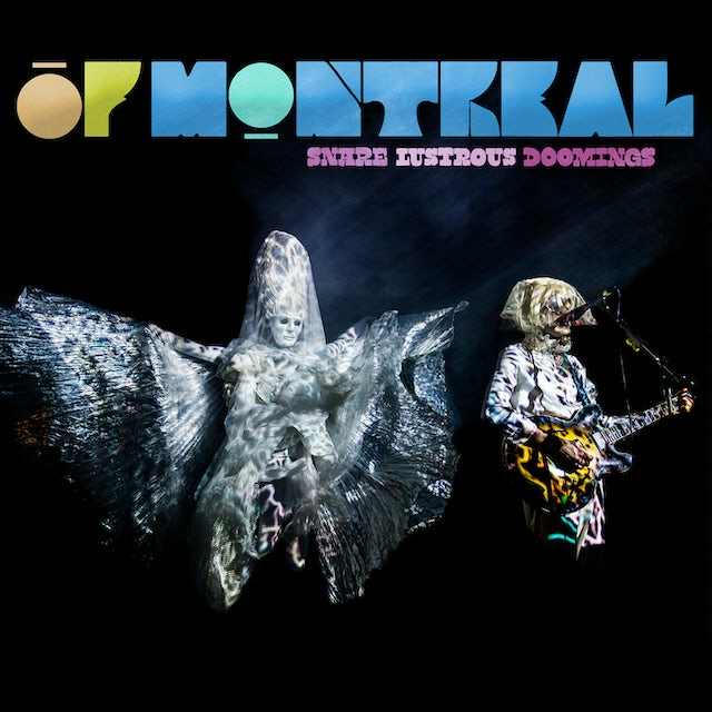 Of Montreal SNARE LUSTROUS DOOMINGS CD