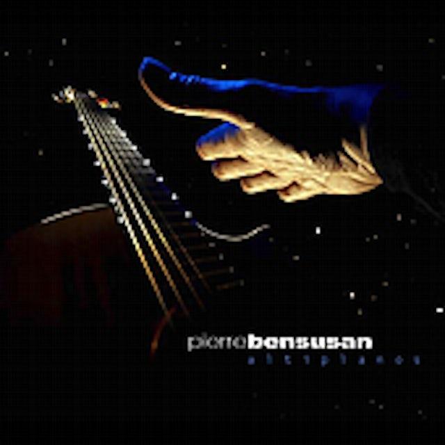 Pierre Bensusan ALTIPLANOS CD