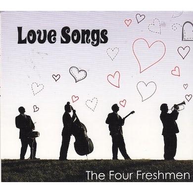 Four Freshmen LOVE SONGS CD