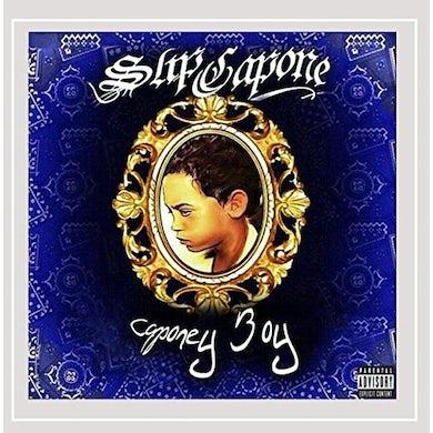 Slip Capone CAPONEYBOY CD