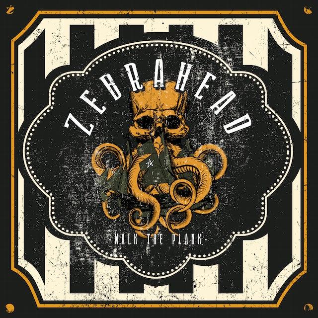 Zebrahead WALK THE PLANK CD