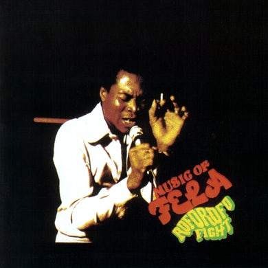 Fela Kuti Roforofo fight Vinyl Record
