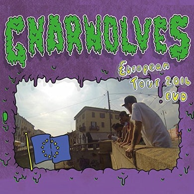 Gnarwolves EUROPEAN TOUR 2014 DVD