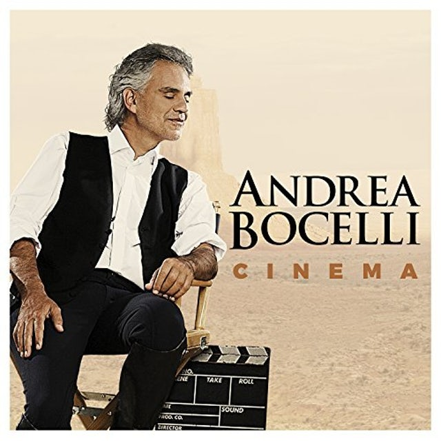 Andrea Bocelli CINEMA: LIMITED CD