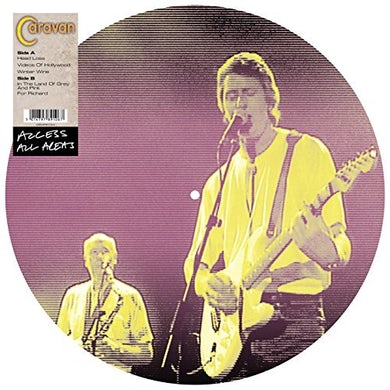 Caravan ACCESS ALL AREAS Vinyl Record