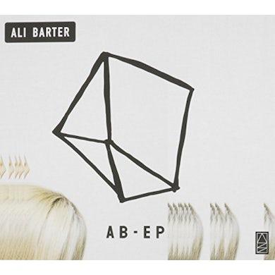 Ali Barter AB-EP CD