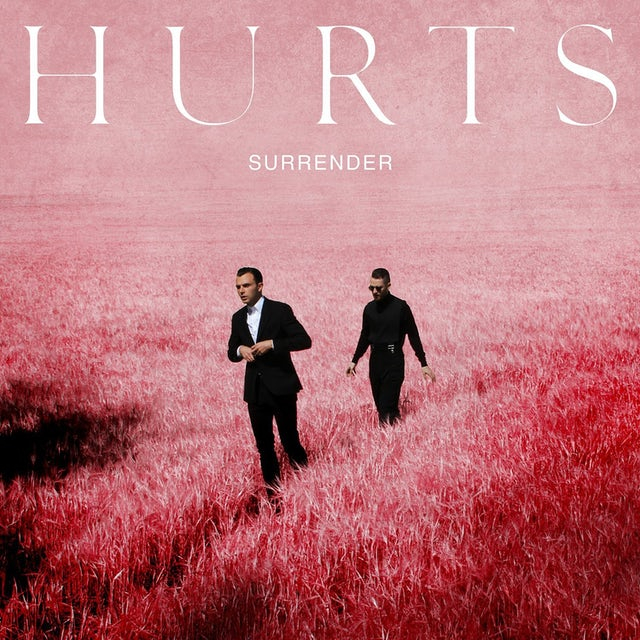 Hurts SURRENDER: DELUXE EDITION CD
