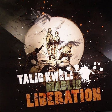 Talib Kweli & Madlib LIBERATION CD